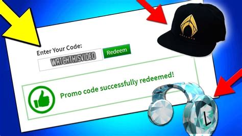 Robux Promo Codes That Work: A Step-By-Step Guide