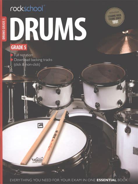 Rockschool Drums Grade 5 2006 2012 Para Percusion