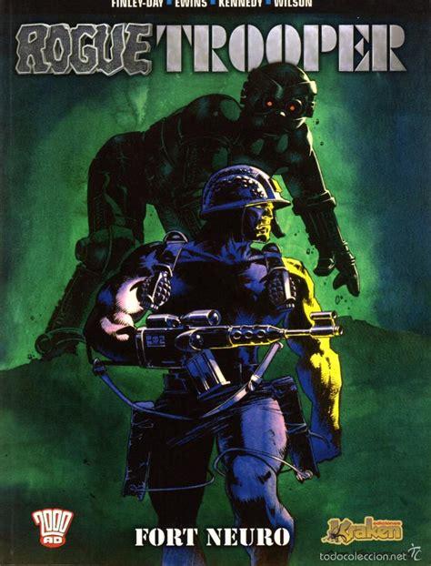 Rogue Trooper 2 Fort Neuro Rogue Trooper Kraken