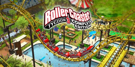Roller Coaster Tycoon 3 Complete Edition