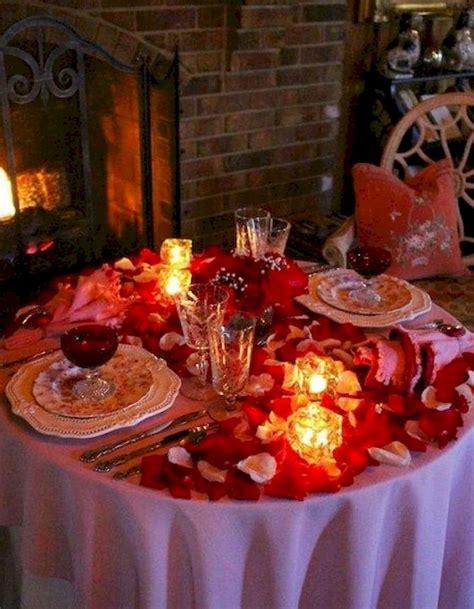 Romantic Dining Room Simplest Way Romantic Dinner