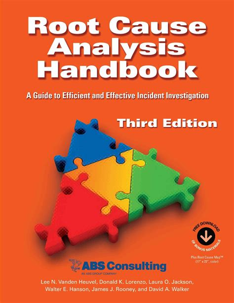 Root Cause Analysis Handbook A Guide To Efficient And