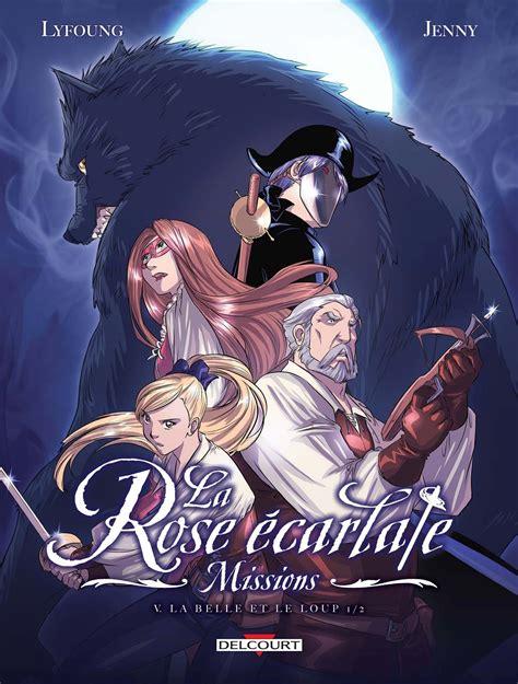Rose Ecarlate La Vol 5