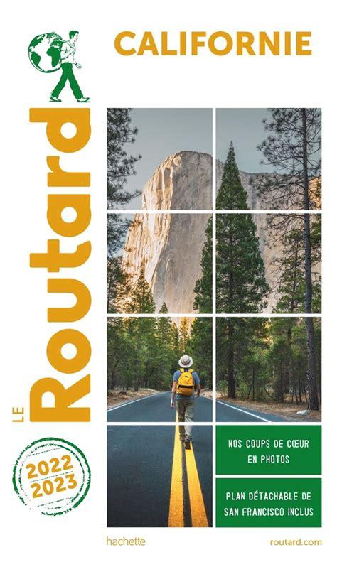 Routard Guide Californie