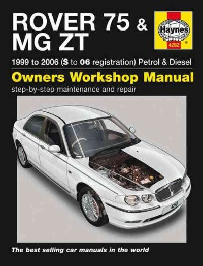 Rover 75 Owners Workshop Manual