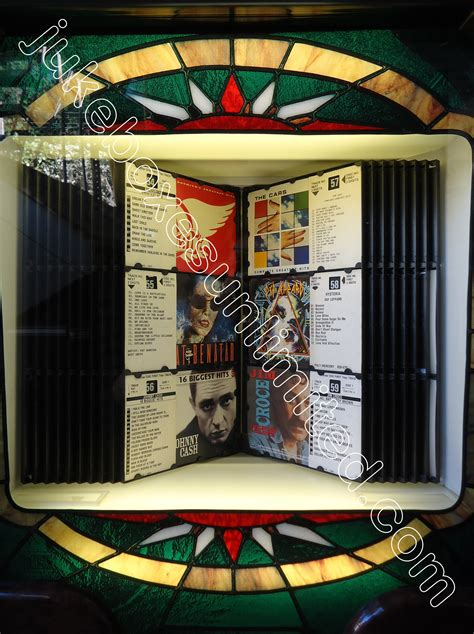 Rowe Ami Berkeley Jukebox Manual