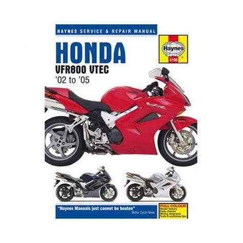 Rrmt0133 1 Revue Technique Moto Honda Vfr800 V Tec Modeles 2f A 4f Et A2f A A4f Suzuki Rv125 Van Van
