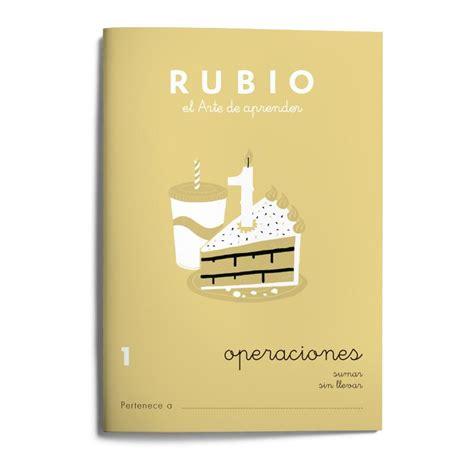 Rubio Operaciones 1 A