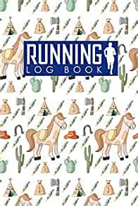 Running Log Book My Running Log Running Diary Running Mileage Log Track Distance Time Speed Weather Calories And Heart Rate Volume 38 Running Log Books