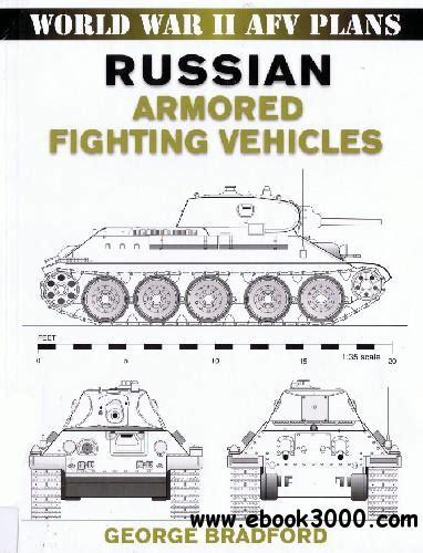 Russian Armored Fighting Vehicles World War Ii Afv Plans World War 2 Afv Plans