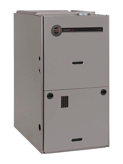 Ruud Achiever Series Manual