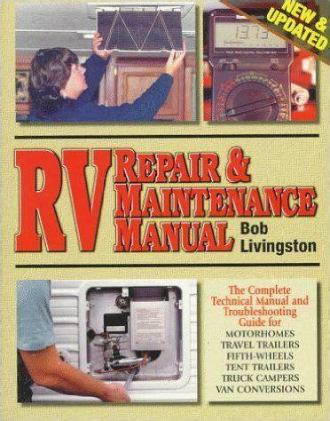 Rv Repair Maintenance Manual 5th Edition