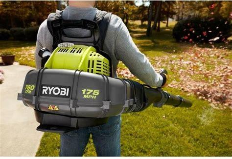 Ryobi Electric Start Backpack Blower Manual