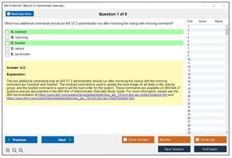 S1000-007 Actual Exams