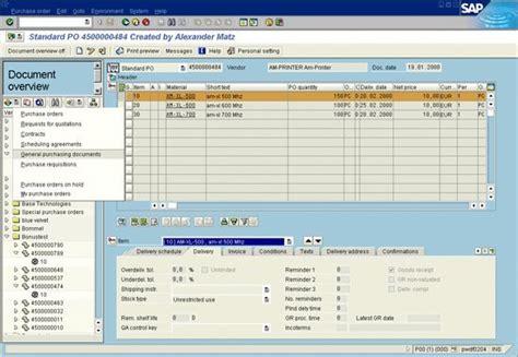 SAP R/3 - Modulos de Ventas y Distribucion SD