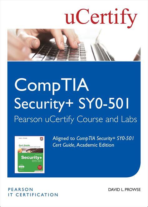 SY0-501 Online Prüfungen