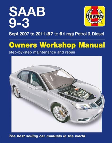 Saab 9 3 Haynes Manual