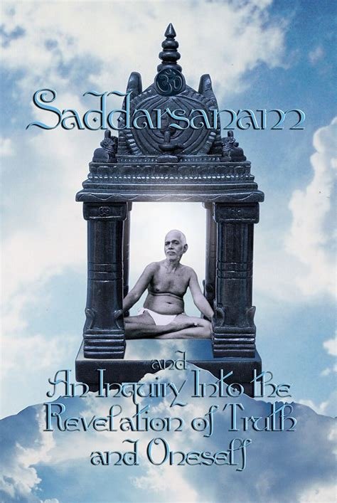 Saddarsanam And An Inquiry Into The Revelation Of Truth And Oneself English Edition
