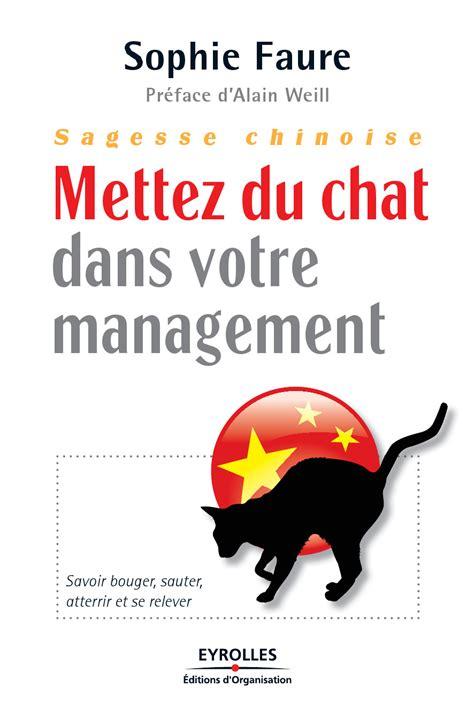 Sagesse Chinoise Mettez Du Chat Dans Votre Management Savoir Bouger Sauter Atterrir Et Se Relever Ed Organisation