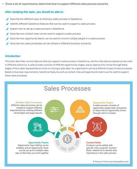 Sales Cloud Study Guide