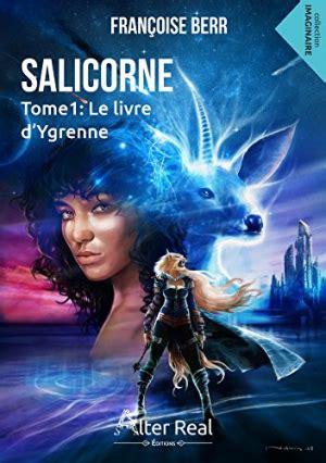 Salicorne – tome 1 le livre d'ygrenne (2018)