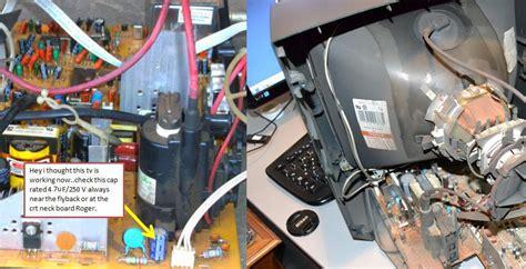 Samsung Crt Tv Repair Guide