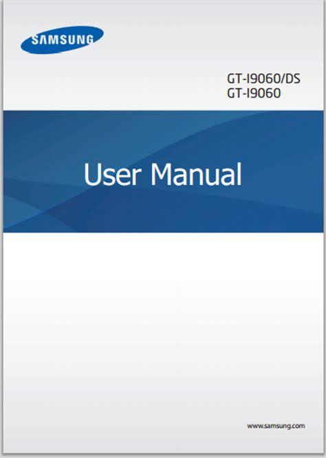Samsung Grand Manual