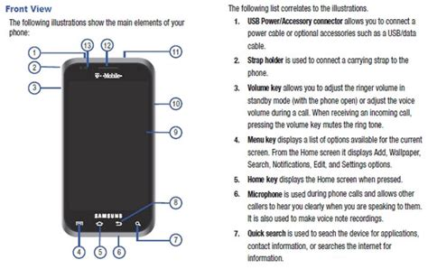 Samsung Owners Manual Cell Phones