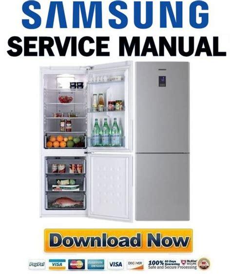 Samsung Rl34egsw Service Manual Repair Guide