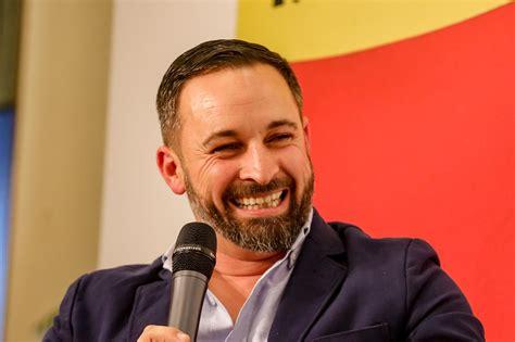 Santiago Abascal Espana Vertebrada