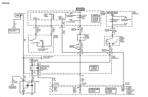 Saturn Ignition Wiring Diagram