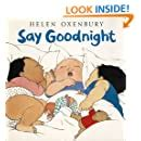 Say Goodnight Board Books