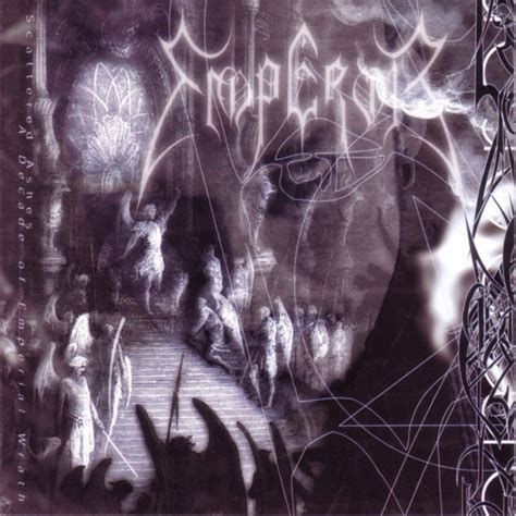 Scattered Ashes A Decade Of Emperial Wrath Cd