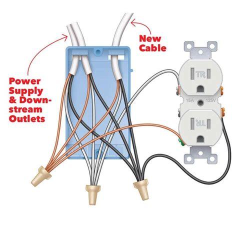 Schematic Wiring Diagram 15 Amp Plug