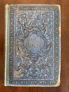 Schiller: Klassische Gedíchte (German Edition)