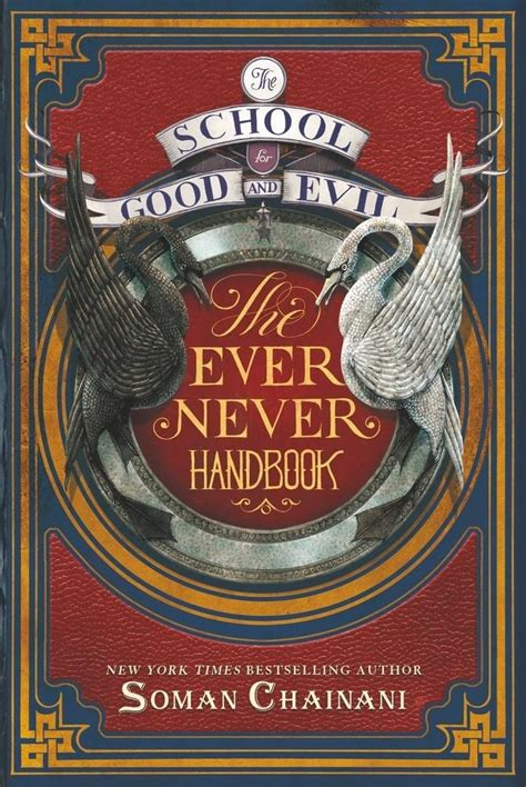 School For Good And Evil The Ever Never Handbook