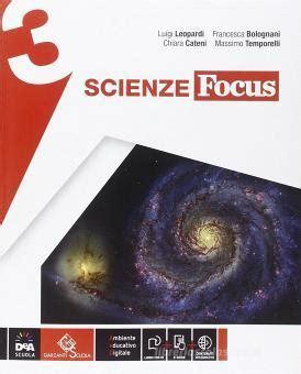 Scienze Focus Ediz Curricolare Per La Scuola Media Con E Book Con Espansione Online 3