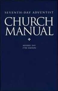 Sda Church Manual 2012