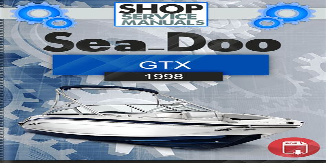 Seadoo Manual 2011