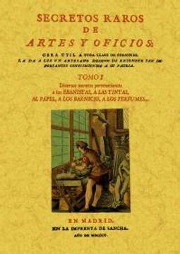 Secretos Raros De Artes Y Oficios 12 Tomos Secretos Raros De Artes Y Oficios Tomo 8