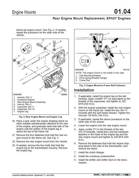 Semi Truck Repair Manual Freightliner