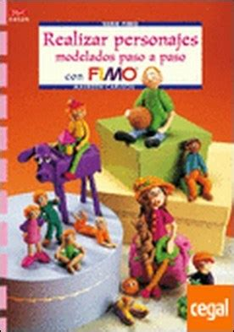 Serie Fimo No 25 Realizar Personajes Modelados Paso A Paso Con Fimo Cp Serie Fimo Drac