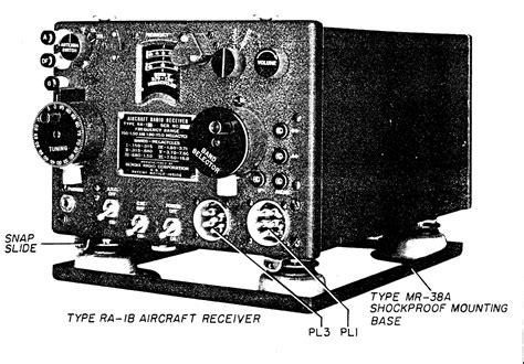 Service Manual Bendix Ra 1b 1j Radio Receiver