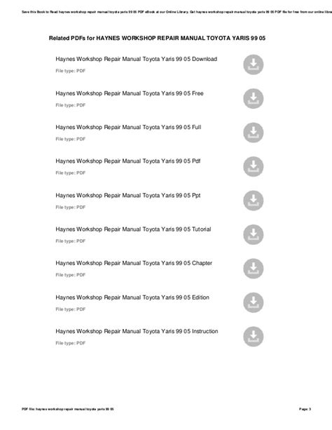 Service Manual For 2005 New Holland 115b