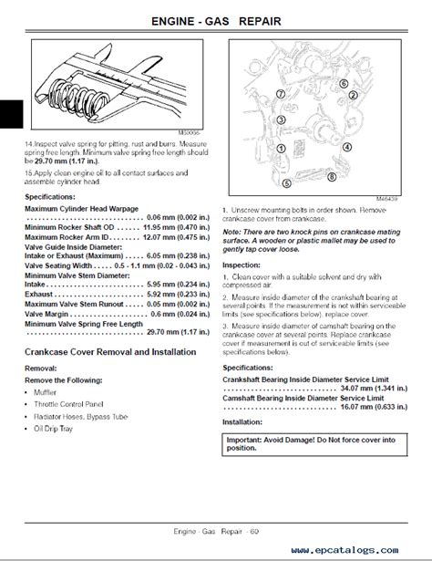 Service Manual For A John Deere Gator
