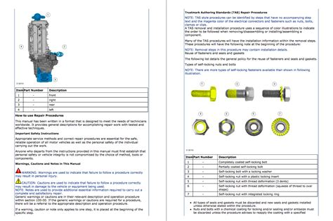 Service Manual For Ford S Max