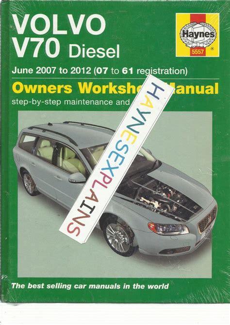 Service Manual For Volvo V70
