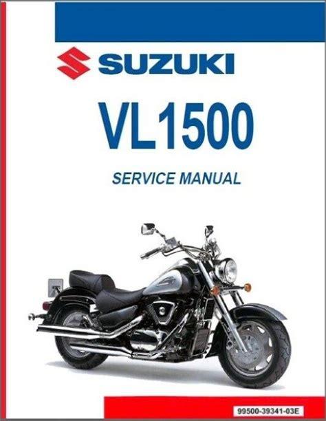 Service Manual Intruder Vl1500