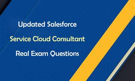 Service-Cloud-Consultant Real Dumps