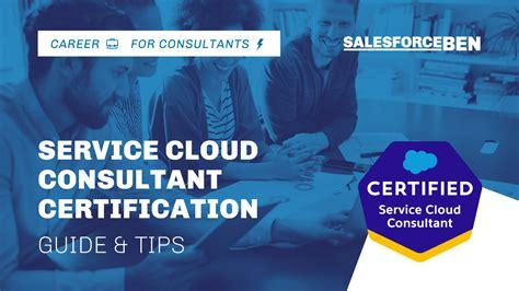 Service-Cloud-Consultant Test Sample Online